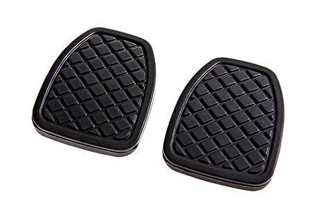 Auténtica Subaru freno embrague de goma Pie Pedal Pad Covers 2pcs 36015 GA111: Amazon.es: Coche y moto