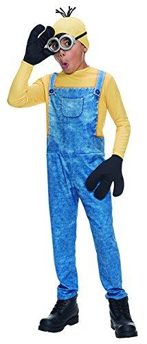 Minion Costume Ideas (Child Minion Kevin Costume -)