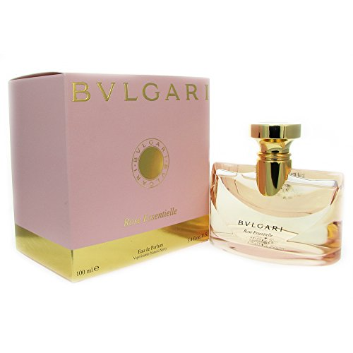 Bvlgari Rose Essentielle Eau de Parfum Spray for Women, 3.4 Ounce (Bvlgari Essential Rose)