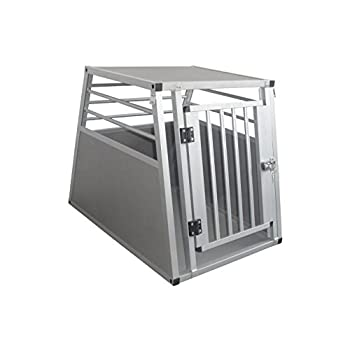 Image of Cool Runners Pro Series Secure Aluminum Dog / Pet Travel/Car Crate, X-Large Pet Supplies