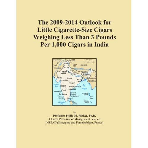 The 2009-2014 World Outlook for Little Cigarette-Size Cigars Weighing Less Than 3 Pounds Per 1,000 Cigars Icon Group