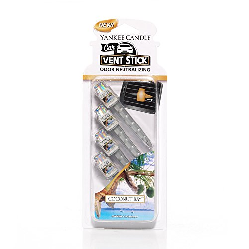 Yankee candle vent sticks coconut bay Coconut Bay Yankee Candle