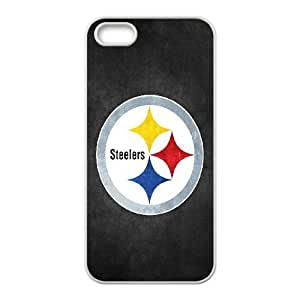 Pittsburgh Steelers iPhone 4 4s Cell Phone Case White TJN