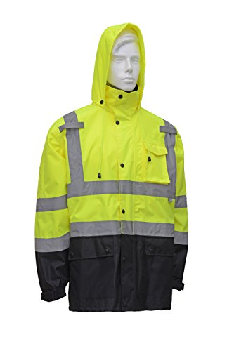 High Visibility Rain Gear - 8