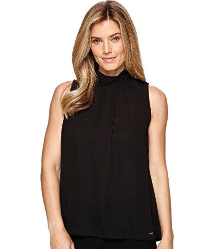 Ivanka Trump Womens Sleeveless Georgette product image