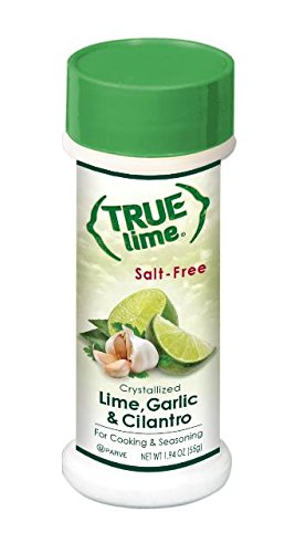True Lime Lime, Garlic & Cilantro Spice Blend, 1.94 - Sauce Ginger Orange