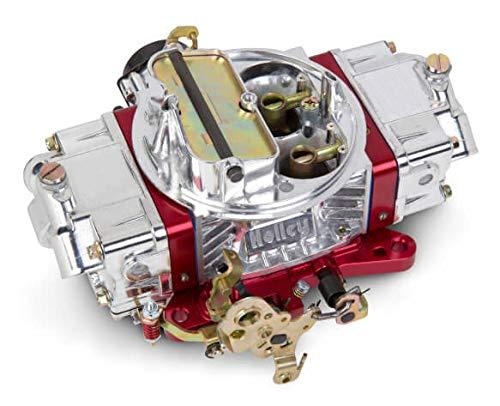 (Holley 0-76850RD Carburetor (0-76850RD-850CFM Ultra Double Pumper))