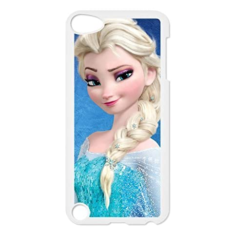 Protective Custom Cartoon Movie Frozen Plastic Cover For Ipod touch 5,Case for Touch 5,iPod Touch 5th Generation Phone Protector Cover (Frozen Ipod Cases 5th Generation)