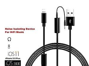 Hain Compatible For Bmw Ix I10 I8 I10 I7 Plus Aux Adapter
