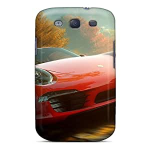 Pretty Zks9346lniu Galaxy S3 Cases Covers/ Driving My Porsche ;) Series High Quality Cases