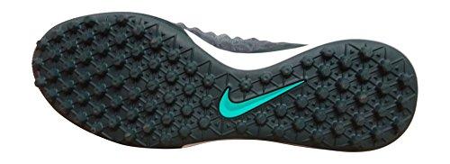 Nike Magistax Proximo Ii Tf Heren Voetbalschoenen 843958 Voetbalschoenen Zeewier Volt Hasta Mica Groen 374