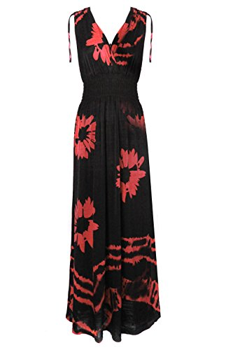 G2 Chic Women's Spring and Summer Printed Dress - Plus and Regular (Urban Chic Dress)