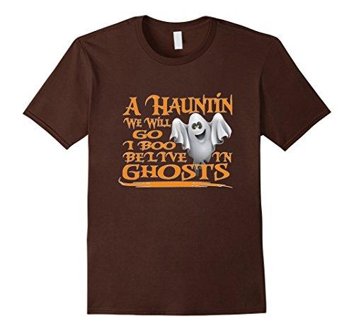Mens Boo Halloween T-Shirt Featuring A Fun Ghost 2XL (Homemade Halloween Ghost Decorations)