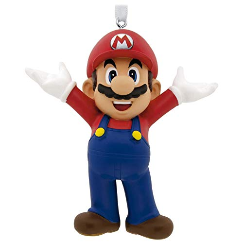 Hallmark Nintendo Super Mario Bros. Mario Ornament Hobbies & -