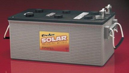 Deka Solar Battery AGM 8A8D (8d Battery)
