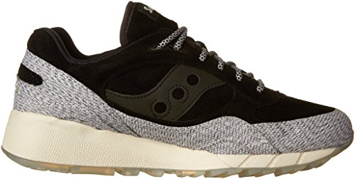 Saucony Shadow 6000 Dirty Snow II (schwarz / grau) Black