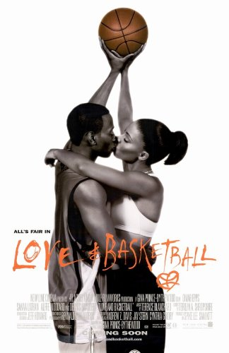 Love and Basketball Poster Movie 11x17 Omar Epps Sanaa Latha