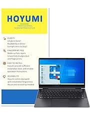 Hoyumi Screen Protector For Lenovo Yoga 9i 14 Inch Touch Screen Laptop Anti Smudge 2Pcs Matte Screen Protector (14 Inch Anti Glare)