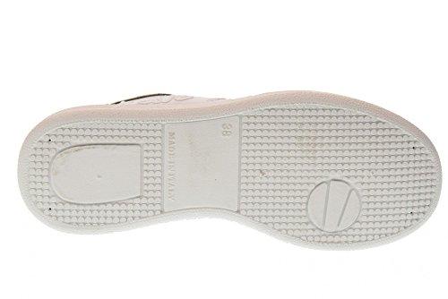 la DE con Star 2 de Plata 1895 Plataforma Las Blanco 2 Bajos de de Zapatos los Zapatillas Mujeres Blanco Deporte Plata ZxPd7w