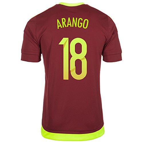 Arango #18 Venezuela Home Jersey Copa America Centenario 2016
