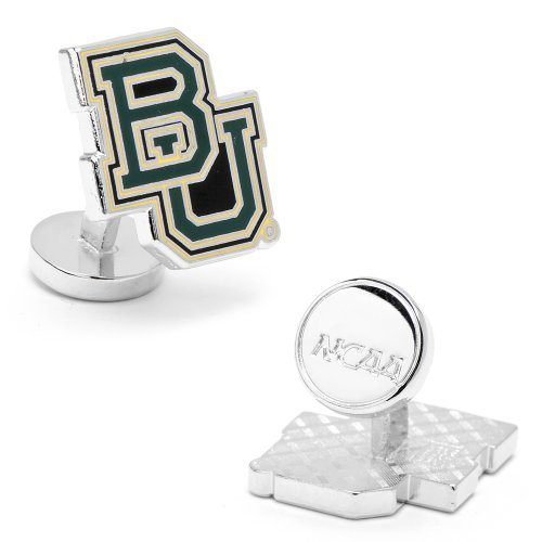 Palladium Baylor University Bears Cufflinks with New Collectible Gift Box