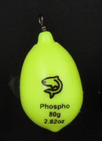 Plomos & # x152; UF Plastificado Lemer amarillo Phospho 120 gr