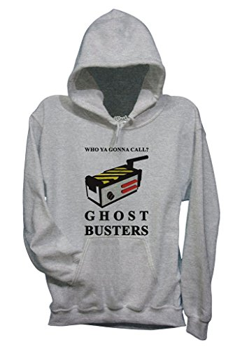 Sweatshirt Who Ya Gonna Call - Ghostbusters - FILM by Mush Dress Your Style