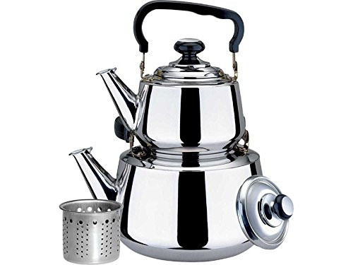 chrome teapot - 4