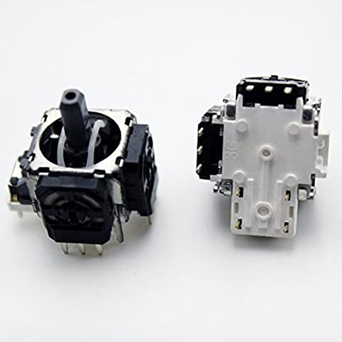 Vivi Audio® New 2X 3D Controller Joystick Axis Analog Sensor Module Replacement for PS4 - Sensor Controller