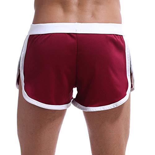 Poche Running Pantalons De Shorts Avec Courts Hommes Bain Itisme Coton Homme Loisir Court Respirant Accueil Rouge Été nbsp;flèche Mince nbsp;short Sport vFqpUPn