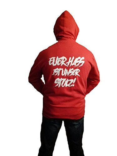 Euer Hass ist unser Stolz! - Kapuzenjacke München Fussball Fan Bayern
