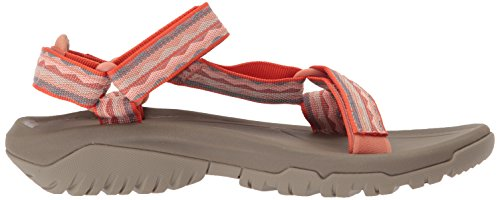 Hurricane XLT Sandal Orange Coral 2 Women's Teva Outdoor Lifestyle Lago and Sports g1w5qqExT
