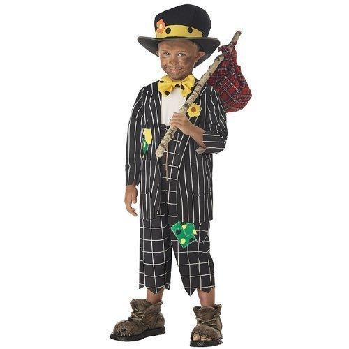 [Lil Hobo Toddler Costume Size L (4-6) by California Costumes] (Hobo Costume For Toddler)
