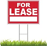 DGdirect.com For Lease Yard Sign 24' x 18'