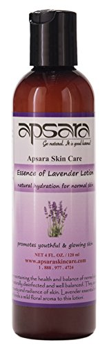 Essence of Lavender Lotion. Offers superb antioxidant properties of turmeric. Deep nourishment and hydration. Balances color, reduces fine lines, wrinkles, and pigmentation. All natural formula.