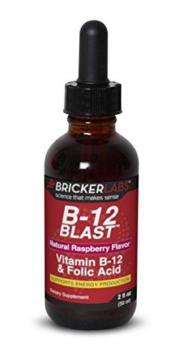 Bricker Labs B12 Blast 1,000 mcg