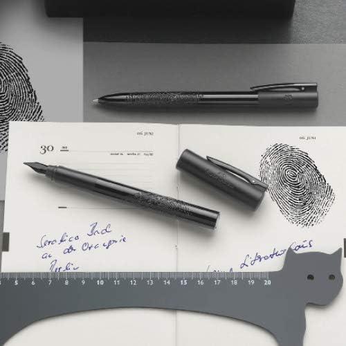 Faber Castell Writink - Pluma, color negro: Amazon.es: Oficina y papelería