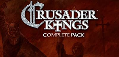 Crusader Kings Complete [Online Game Code]