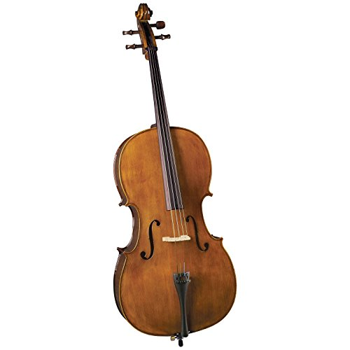 Cremona SC-165 Premier Student Cello Outfit - 4/4 Size by Cremona