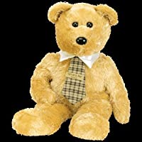 1 X TY Beanie Buddy - DAD-e el oso