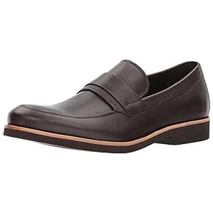 Calvin Klein Men's Forbes Dress Calf Slip-on Loafer