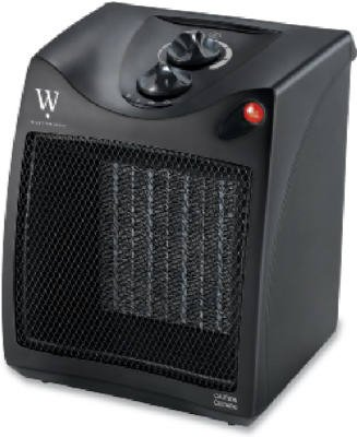 Jarden Consumer-Heater/Hum Wch4051-Um Compact Ceramic Heater With Thermostat Heater, Ceramic Ceramic Heaters
