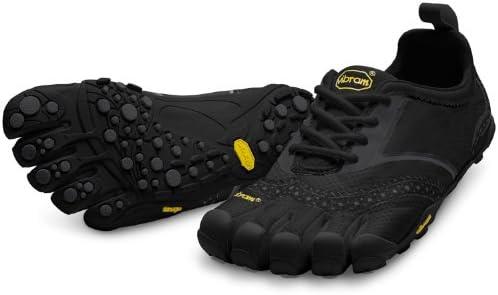 Vibram FiveFingers V-Classic Women - Zapatillas de cinco dedos para mujer, color - negro/negro, tamaño 39: Amazon.es: Deportes y aire libre