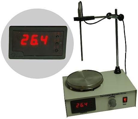 Laboratorio Agitador magnético con placa y thermofühler; Agitador ...
