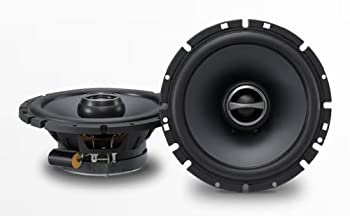 "Alpine Sps-610 6-12"" Coaxial 2-way Speakers & Sps-619 6x9"" Coaxial 2 Way Speakers Bundle 1"