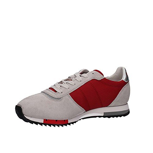 Blauer USA Runlow, Sneaker Basse Uomo Rosso