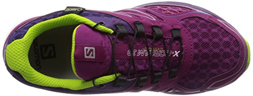 Mujer Mystic Cosmic Purple GTX Salomon Running X Scream 3D Zapatillas Violett de Purple Granny Morado qw0vfS7w