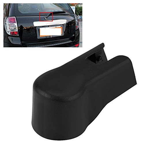 Delaman Wiper Arm Cover Car Rear Windshield Wiper Arm Cover Cap for Chevrolet Tahoe Suburban GMC Yukon 2007-2013