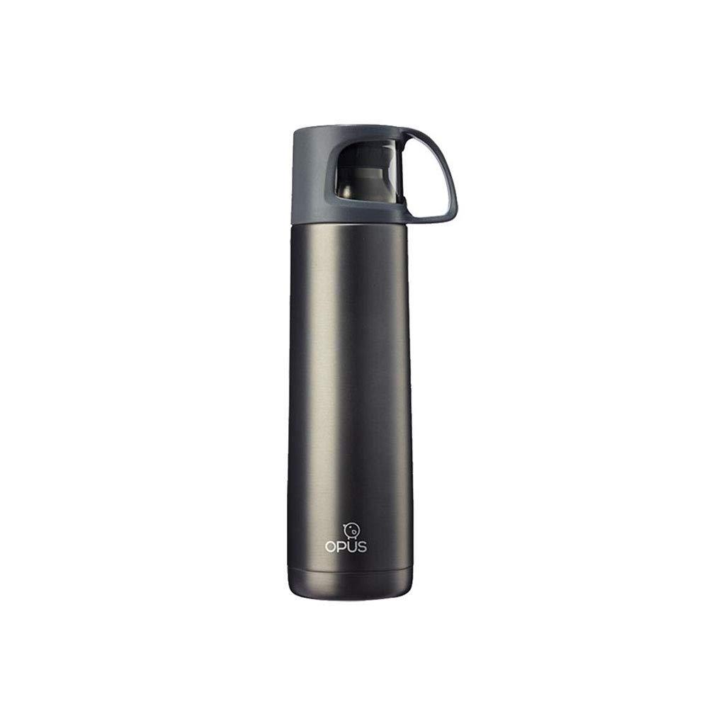 FF Thermos Tasse Ms Männer Edelstahl Isolierflasche Wasser Tasse Gerade Cup Travel Pot Flasche