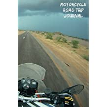 Motorcycle Road Trip Journal